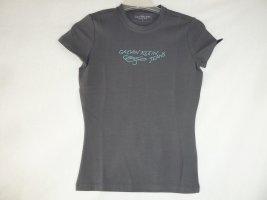 Calvin Klein T-Shirt mit Strass-Logo Gr. S