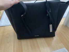 Calvin Klein Uniwersytecka torebka czarny