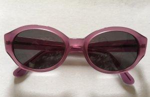 Calvin Klein Square Glasses pink acetate
