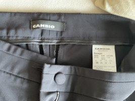 Cambio Pantalon 7/8 noir tissu mixte
