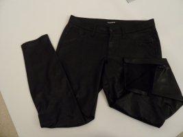 Cambio Pantalon strech noir cupro