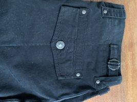 Cambio Jeans 7/8 Länge schwarz Gr 40