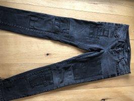 Cambio Jeans Straight Leg Jeans black