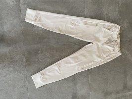 Cambio Pantalone boyfriend beige chiaro-bianco sporco