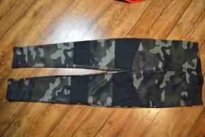 Camouflage Leggin mit Mesh Gr. 36 Urban Classics