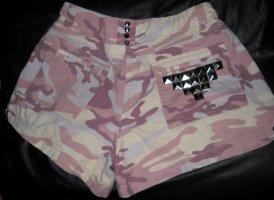 Shorts multicolore Cotone