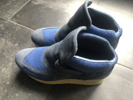Camper Ankle Boots cornflower blue