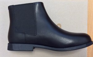 Camper Chelsea Boots black leather