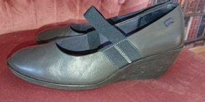Camper Slip-on Shoes black leather