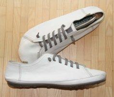 Camper Schuhe Leder, weiß, Gr. 43