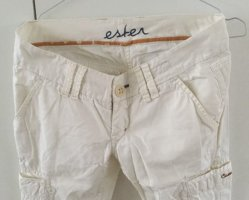 Campus by Marc O'Polo Jersey Pants white-natural white