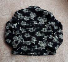 Canda Wełniany sweter czarny-szary