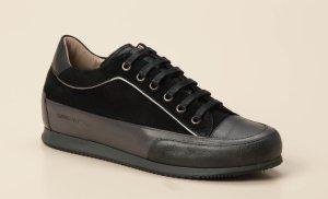 Candice Cooper Sneaker stringata grigio-antracite