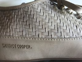 Candice Cooper Lace-Up Sneaker oatmeal-light grey