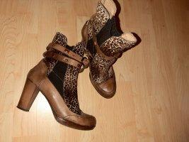 Candice Cooper Bottines à enfiler marron clair-brun cuir