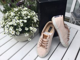Cansas Sommerschuhe 37 Lachs Rose Farbe