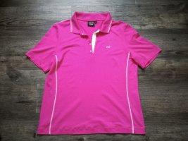 *Canyon* Poloshirt, Funktionpoloshirt / pink / Gr. 42 / neuwertig - 74,99€