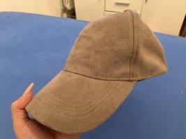 Primark Casquette de baseball marron clair-gris brun