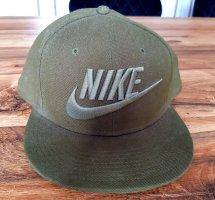 Nike Gorra de béisbol verde oliva