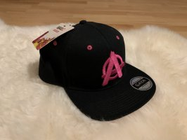 Baseball Cap black-pink