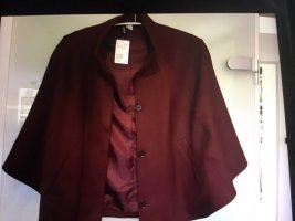 H&M Basic Cape carmine