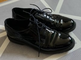 Caprice Chaussures à lacets noir