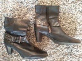 Caprice High Boots black