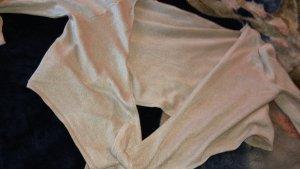 Tom Tailor Kurtka dresowa w kolorze białej wełny-jasnobeżowy
