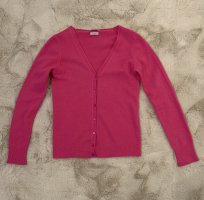 Benetton Knitted Cardigan pink