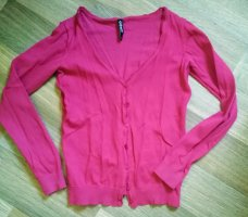 Colors of the world Cardigan magenta