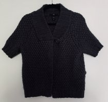 H&M Short Sleeve Knitted Jacket grey