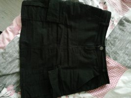 FB Sister Cargo Skirt black