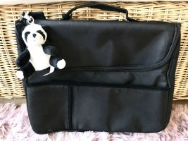 Travel Bag black-white