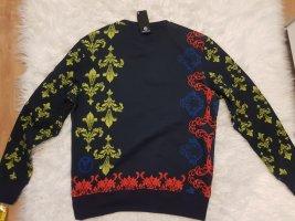 Carlo Colucci Sweatshirt veelkleurig
