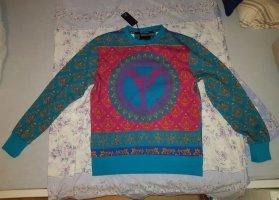 Carlo Colucci Sweat Shirt multicolored