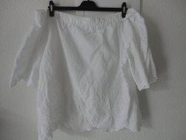 Bodyflirt Blouse Carmen blanc