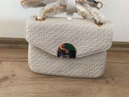 Carpisa Shoulder Bag cream polyurethane