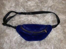 Carpisa Marsupio blu scuro-nero