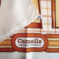 """Carré """"Camails"""" in hellen Farben"""
