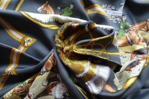 Hermès Silk Cloth multicolored
