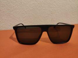 Carrera Hoekige zonnebril zwart