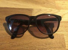 Carrera Hoekige zonnebril donkerbruin