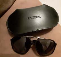 Carrera Angular Shaped Sunglasses black-gold-colored