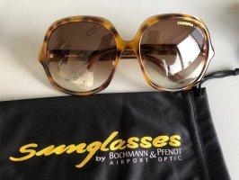 Carrera Okulary brązowy-czarny