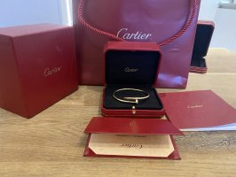 Cartier Bangle gold-colored