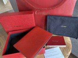 Cartier Porte-cartes rouge
