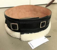 Carven Waist Belt multicolored leather