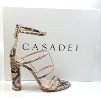 Casadei Strapped Sandals multicolored