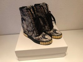 Casadei Wedge Sneaker black