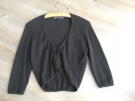 FFC Knitted Bolero dark brown